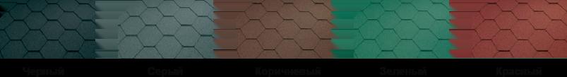 Katepal – битумная черепица. Купить в Симферополе предлагает «Кровля-Про»: Севастополь, Евпатория, Черноморское, Ялта, Алушта, Джанкой, Керчь, Феодосия