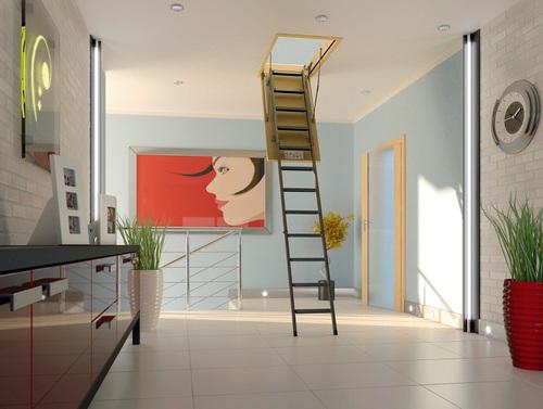 купить чердачные лестницы Факро в Крыму