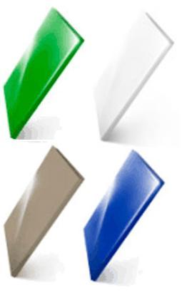 Монолитный цветной поликарбонат 3 мм в Евпатории