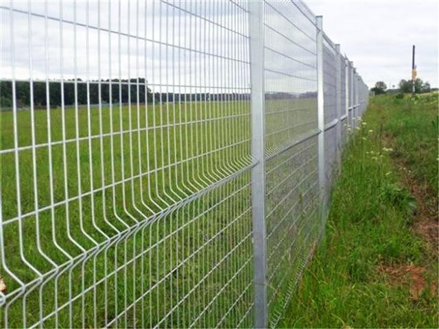 Купить 3D забор с оцинкованным покрытием для дачи в Крыму, Симферополе