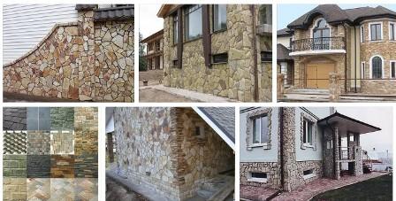 Купить на выгодных условиях недорогие фасадные панели для наружной отделки дома «под камень» и «под кирпич» в Алуште предлагает по доступной цене компания «Кровля-Про»