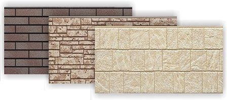 Купить фасадные панели «под камень» и «под кирпич» для наружной отделки дома в Симферополе предлагает на выгодных условиях и  по доступной цене компания «Кровля-Про»