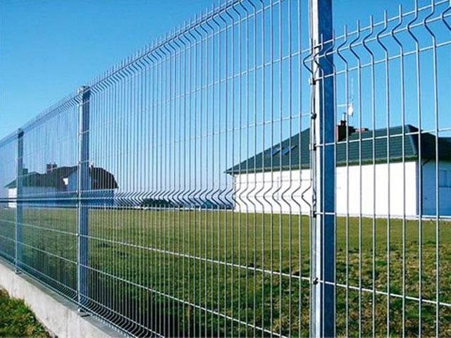 Купить 3D забор с оцинкованным покрытием для ограждения участка в Алуште и Ялте