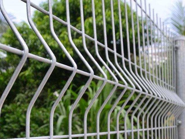 3D забор из оцинкованной стали для ограждения частного участка в Джанкое и ПГТ Красногвардейское