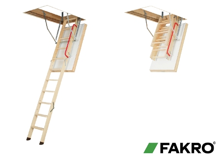 Чердачная лестница FAKRO в Феодосии