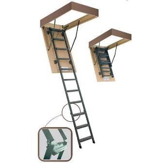 Конструкция лестниц FAKRO