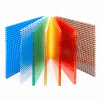 варианты цветного поликарбоната