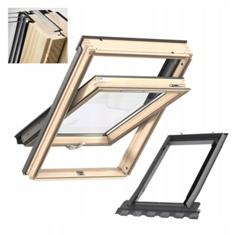Конструкционные особенности мансардного окна Велюкс