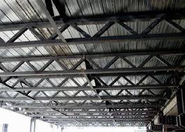 каркас крыши из профильной трубы