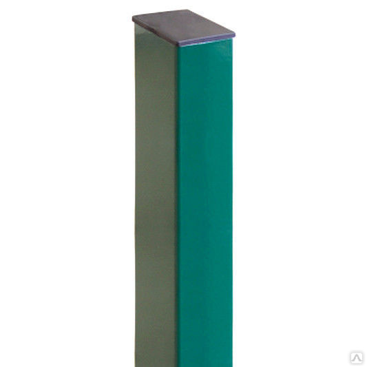 Столб с полимерным покрытием
